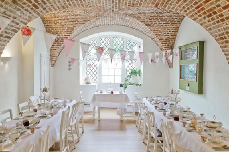 Pencarrow a wedding venue in Cornwall
