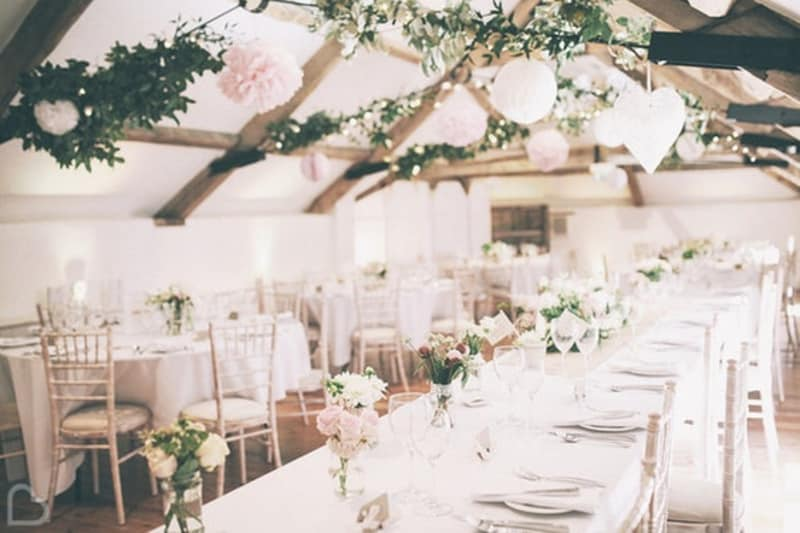 Pennard House a dreamy wedding venue in Somerset