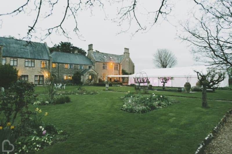 Stanton Manor House wedding venue in Wiltshire