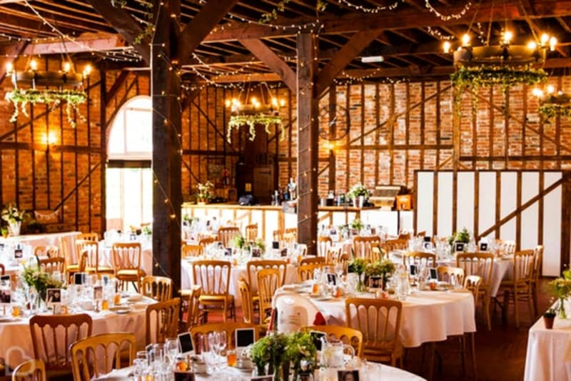 The Coach House - Marks Hall Estate in essex - wedding venue