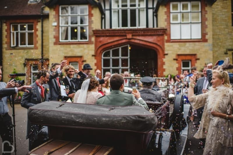 Bridebook.co.uk Burrows Lea Country House