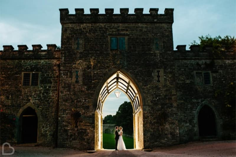 Bridebook.co.uk Clearwell Castle
