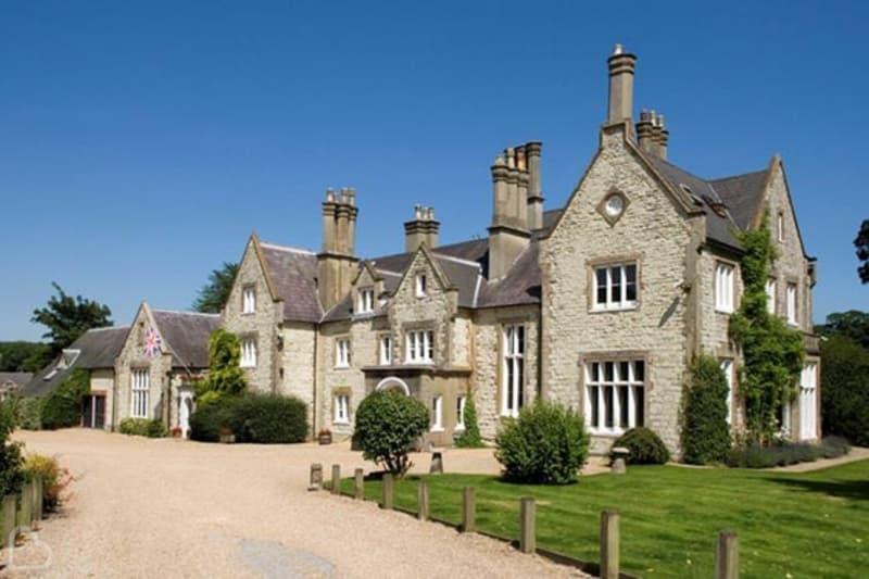 Bridebook.co.uk Langrish House