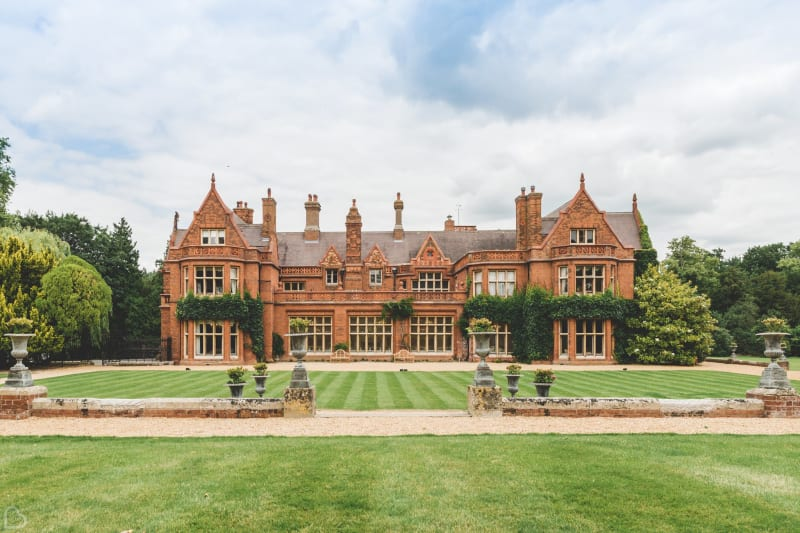Holmewood Hall wedding venue