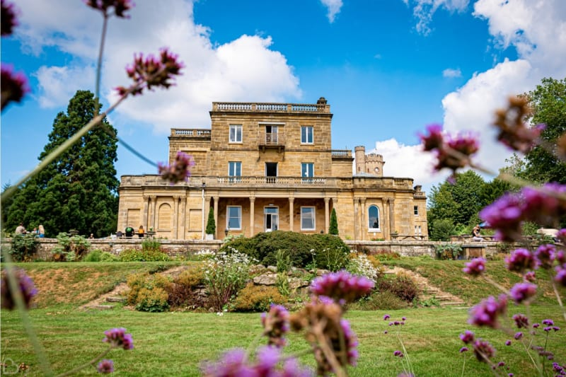 Salomons Estate wedding venue
