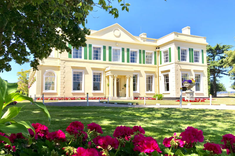 The Lawn wedding venue