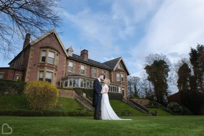 Bridebook.co.uk Eslington Villa Hotel