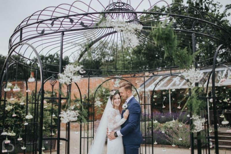 Bridebook.co.uk The Walled Garden at Beeston Fields