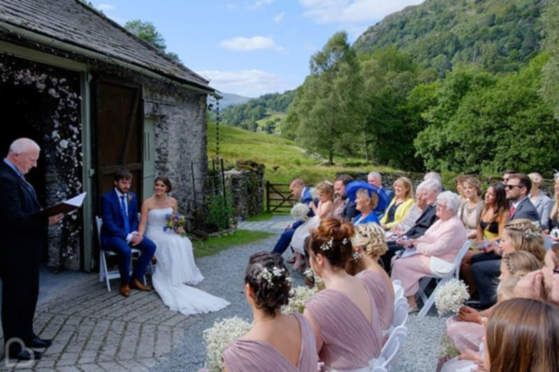 Bridebook.co.uk Cote How Lakeland Venue