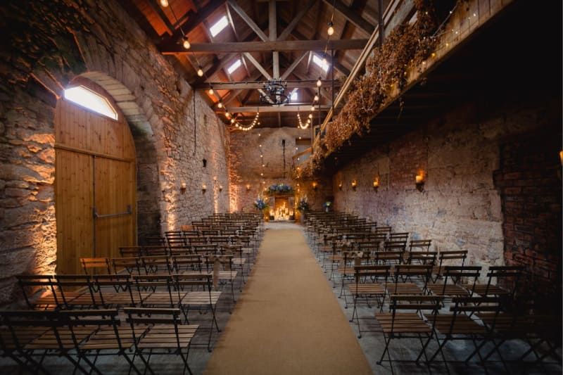 Bridebook.co.uk Doxford Barns