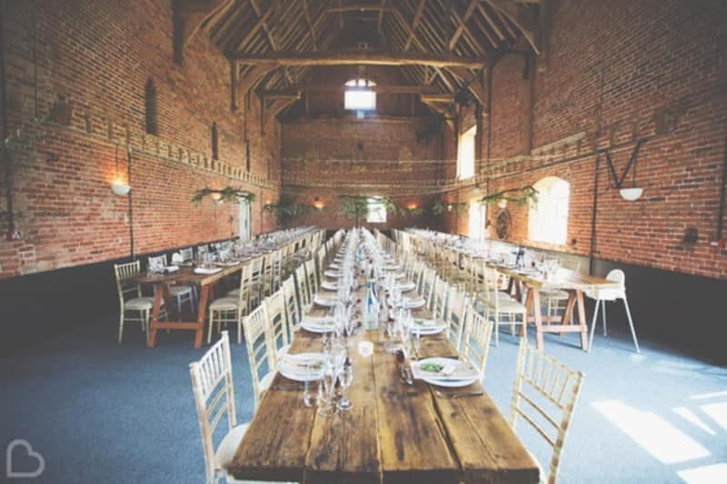 Bridebook.co.uk Godwick Great Hall & Barn