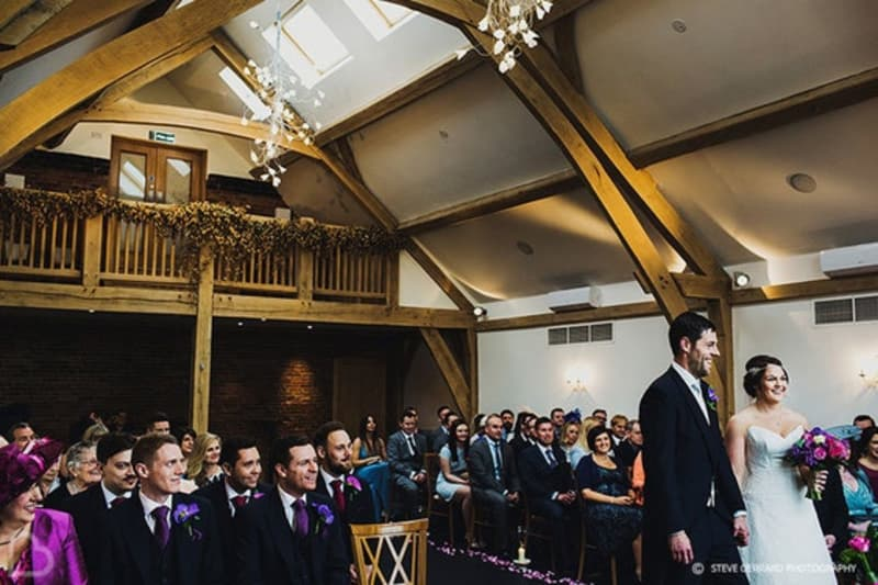 Bridebook.co.uk Mythe Barn