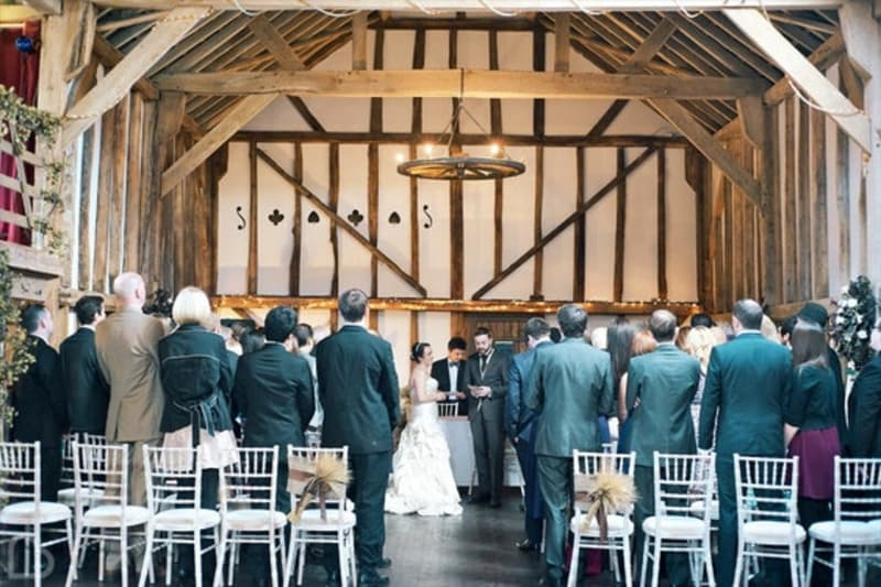 Bridebook.co.uk Pitt Hall Barn