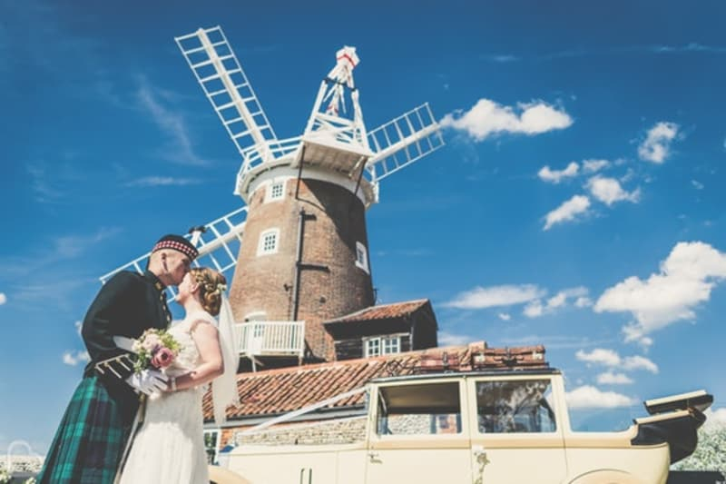 Bridebook.co.uk Cley Windmill