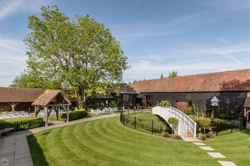 Winter Barns wedding venue