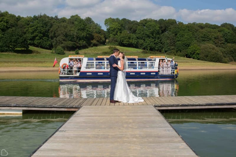 bewl water wedding venue in kent