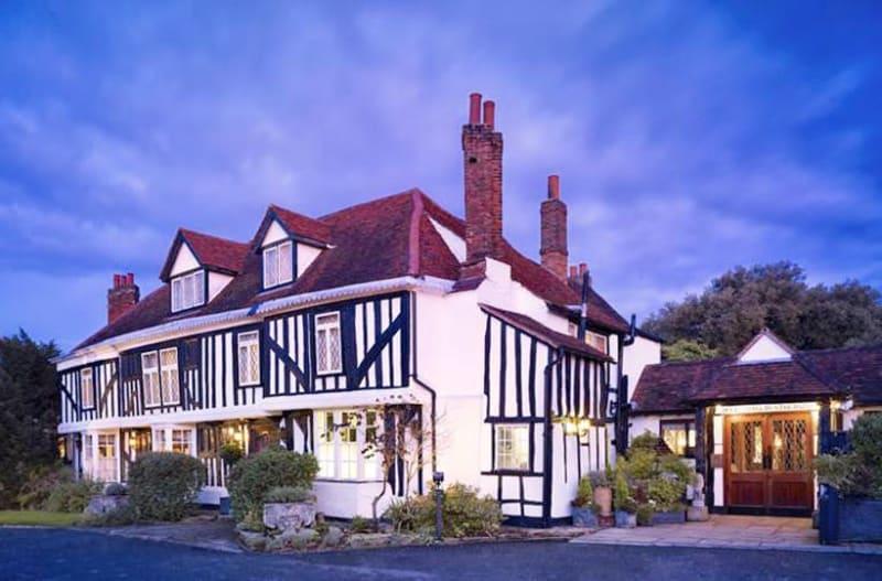 Marygreen Manor Hotel wedding venue