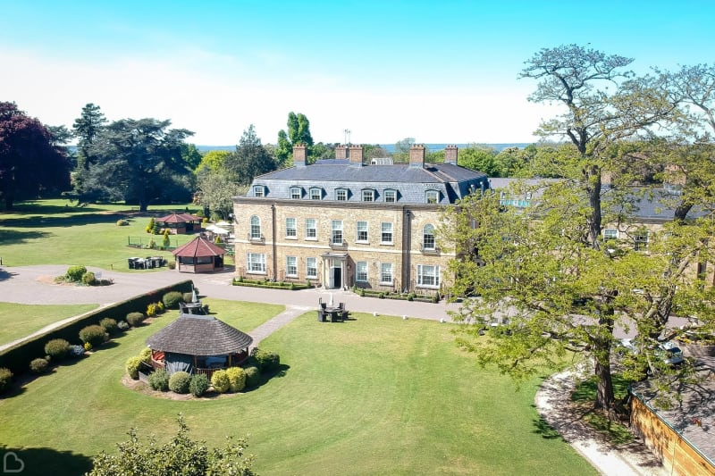 Orsett Hall Hotel & Restaurant wedding venue