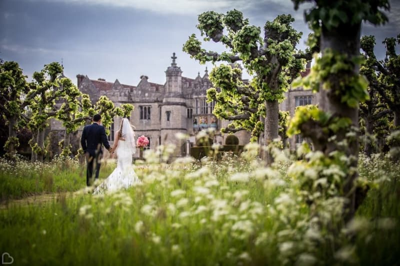 hengrave hall wedding venue