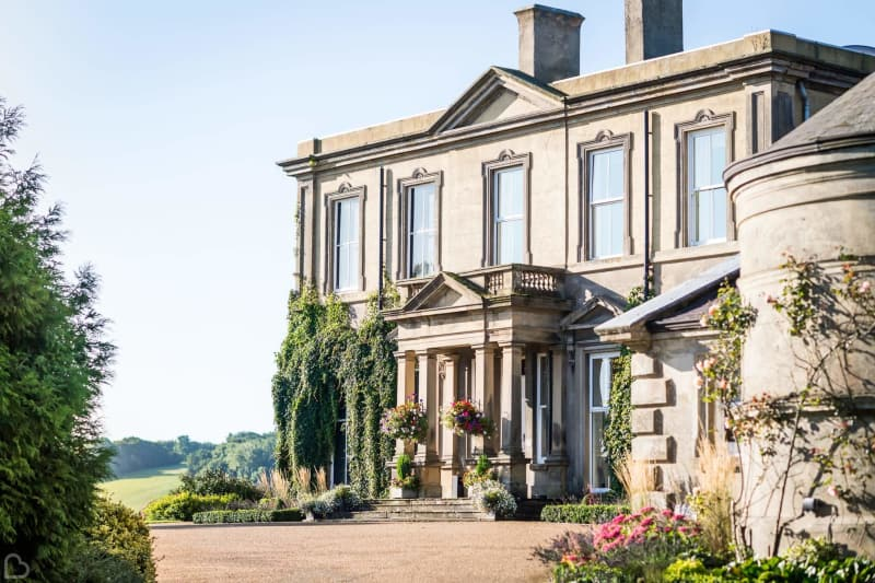 hothorpe hall a country wedding venue in the uk