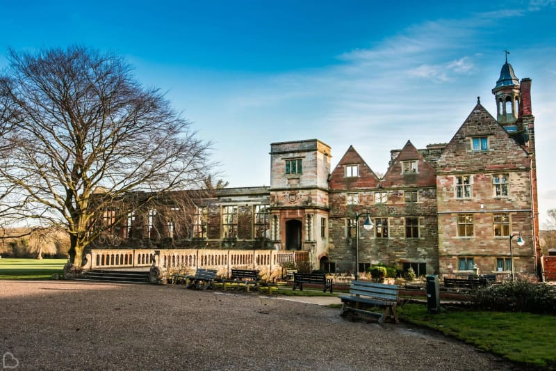 rufford mill a country wedding venue in the uk
