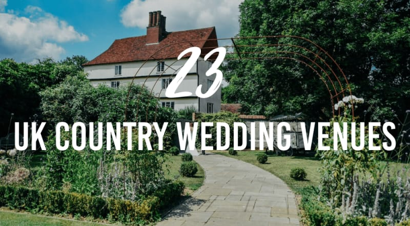 uk country wedding venues