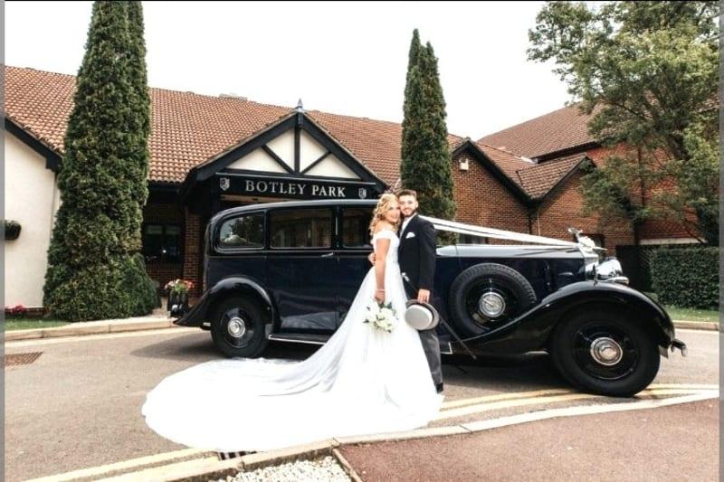 Five Lakes Resort wedding venue