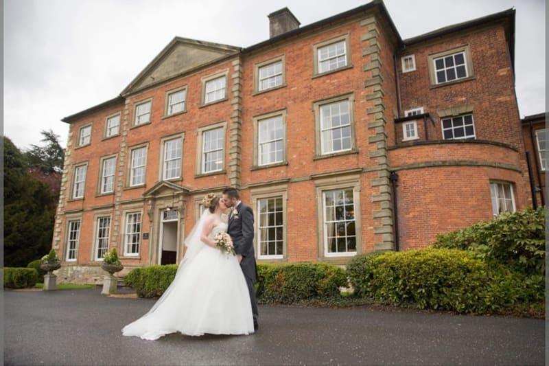 Stifford Hall Hotel wedding venue