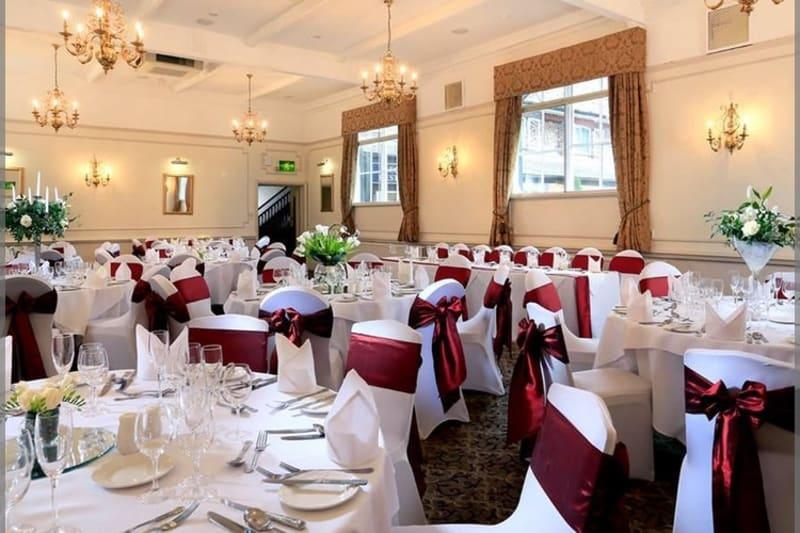 Stoke by Nayland Hotel wedding venue