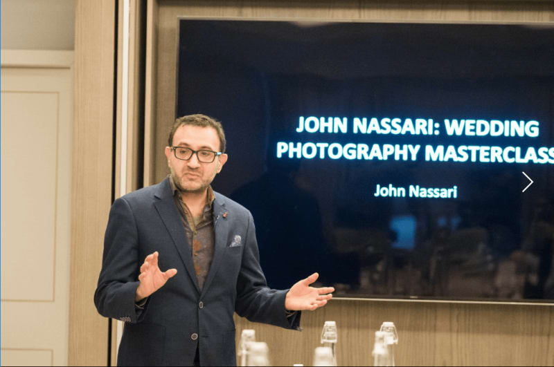 Bridebook Business and John Nassari share the Top 10 Tips for wedding photographers