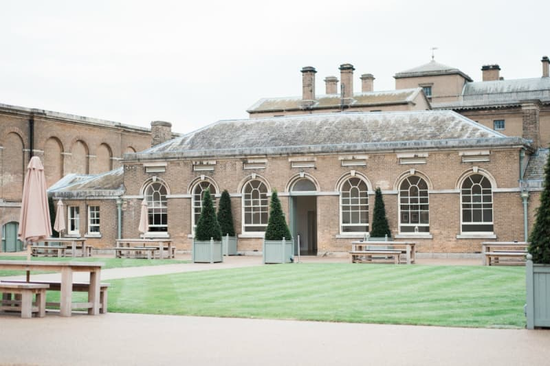 Your bespoke wedding venue in Norfolk - The Lady Elizabeth Wing