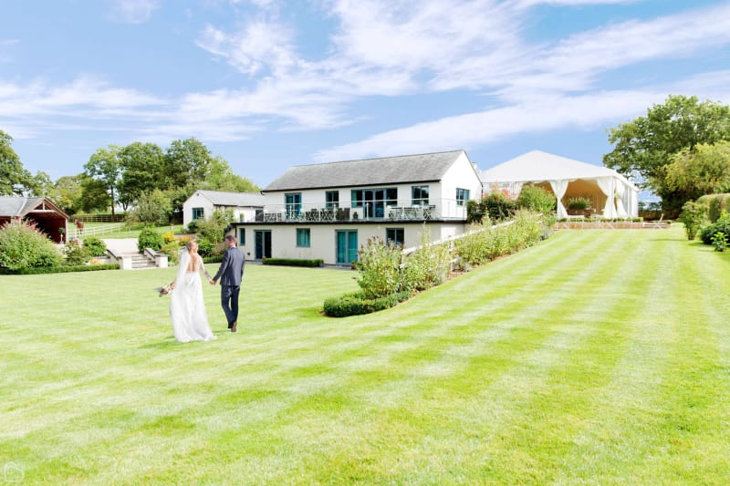 Manor Hill House wedding venue