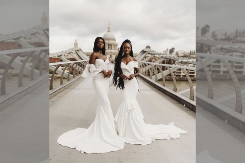 Naomi Deru Bridal Wear