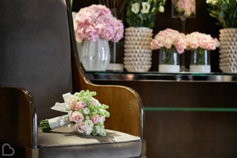 Bouquet at One Aldwych Hotel