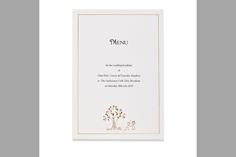 Bridebook.co.uk-Papteterie-Eugénie-wedding-stationery-menu-picture-of-a-proposal