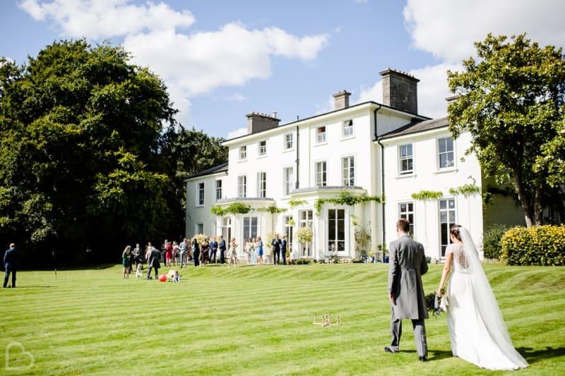 Penton Park wedding day
