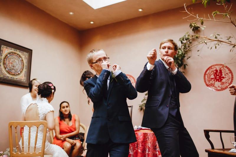 South West | Gloucestershire | Tetbury | Spring | Cultural | DIY | Outdoor | Pink | Brights | Outdoor venue | Real Wedding | Boy Called Ben Photography #Bridebook #RealWedding #WeddingIdeas Bridebook.co.uk