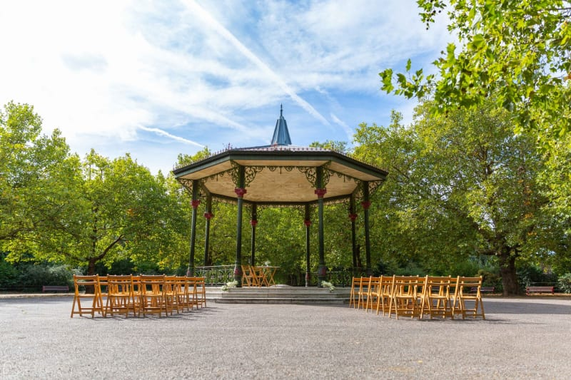 batersea park weddings