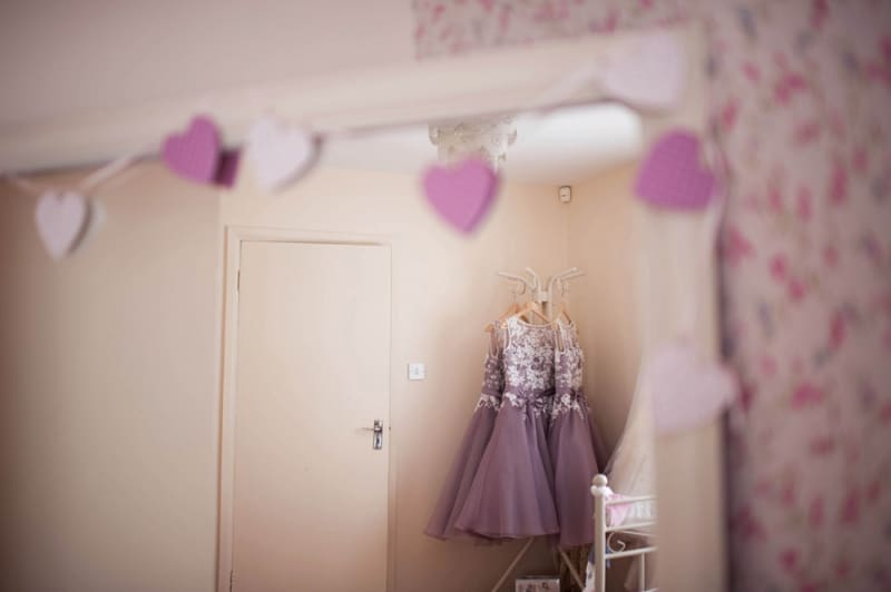 Northern Ireland | Ballymena | Belfast | Spring | DIY | Vintage | Rustic | Blue | Purple | Reception Venue | Real Wedding | Denise Leacock Photography #Bridebook #RealWedding #WeddingIdeas Bridebook.co.uk