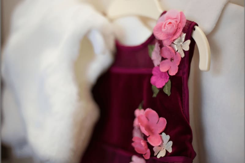South West | Hampshire | Lymington | Winter | Traditional | Christmas | Maroon | Brown | Hotel | Real Wedding | Jennie Franklin #Bridebook #RealWedding #WeddingIdeas Bridebook.co.uk