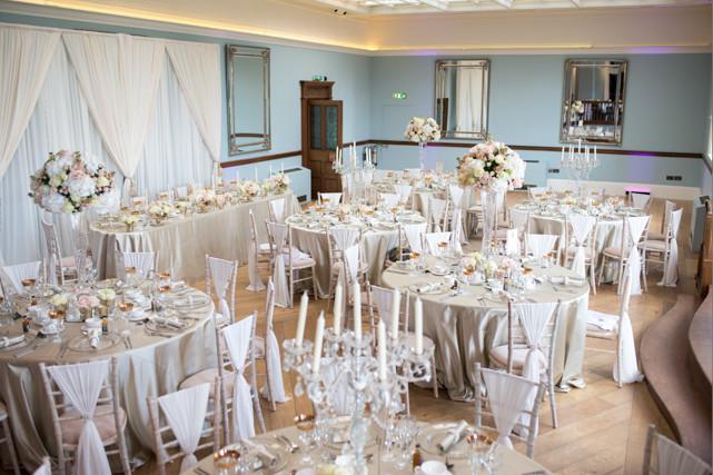 West Midlands | Staffordshire | Summer | Glamorous | Helicopter | Pink | Gold | Country House | Real Wedding | Kayleigh Pope #Bridebook #RealWedding #WeddingIdeas Bridebook.co.uk