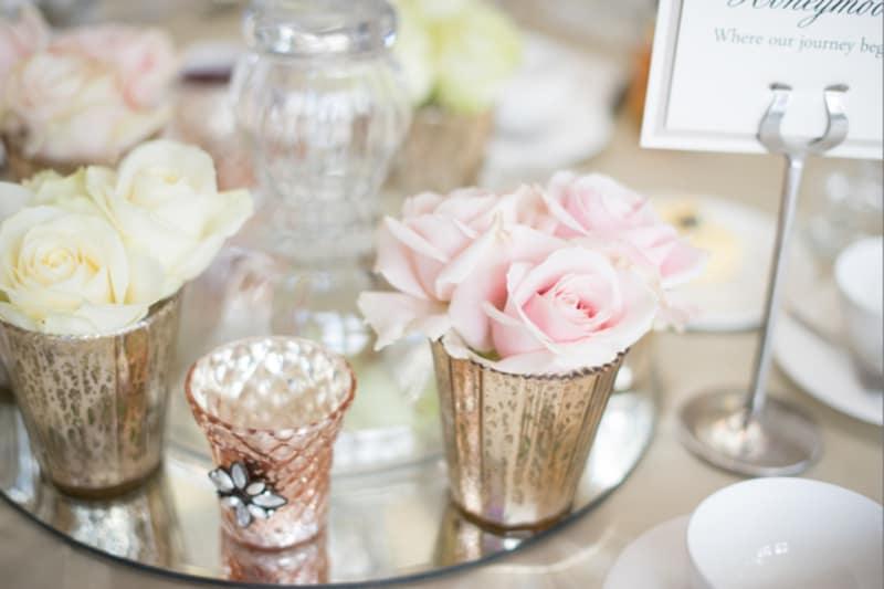 West Midlands   Staffordshire   Summer   Glamorous   Helicopter   Pink   Gold   Country House   Real Wedding   Kayleigh Pope #Bridebook #RealWedding #WeddingIdeas Bridebook.co.uk