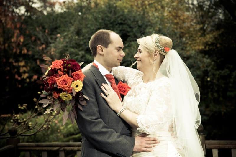 South East | Norfolk | Beccles | Autumn | DIY | Classic | Orange | Brown | Barn | Real Wedding | Si Grand Photography #Bridebook #RealWedding #WeddingIdeas Bridebook.co.uk