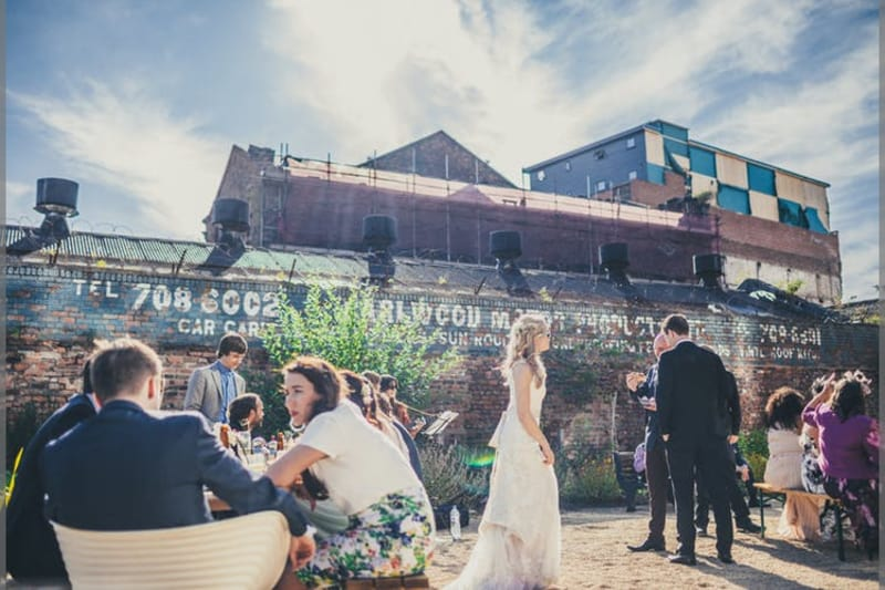 Wedding venues in Liverpool - SIREN Liverpool