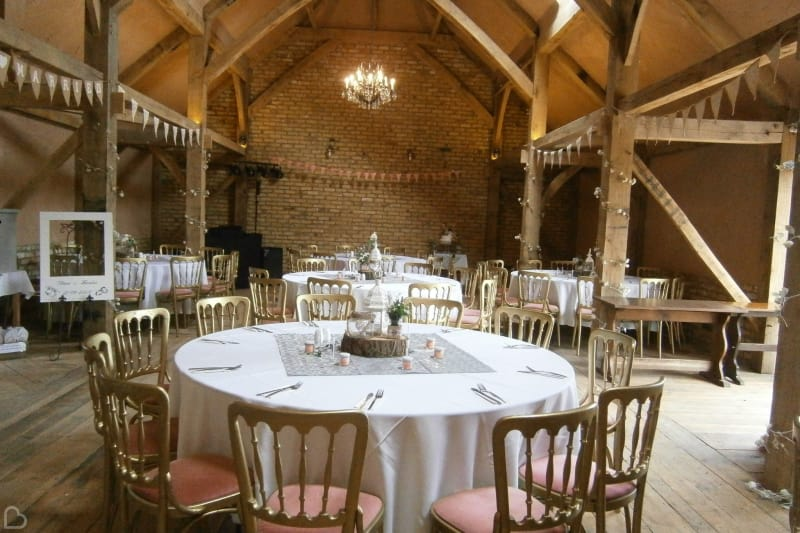 the crown inn a barn wedding venue in kent