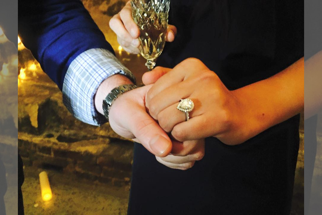bridebook.co.uk-the-engagement ring hand holding