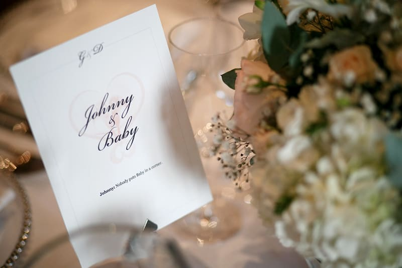 Bridebook.co.uk- table place card