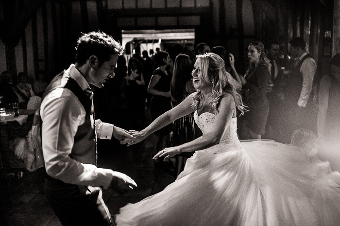 Bridebook.co.uk- bride and groom first dance