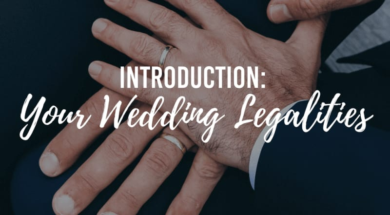 bridebook.co.uk your wedding legalities
