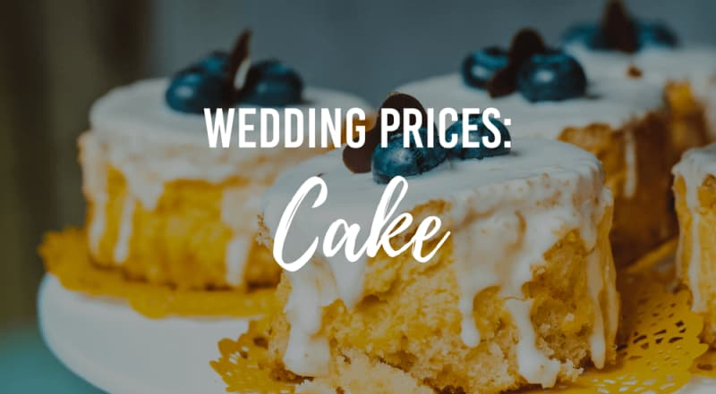 bridebook.co.uk wedding cake prices